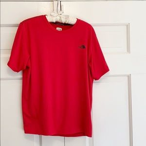 The North Face Lightweight Active Workout Tee Sz M